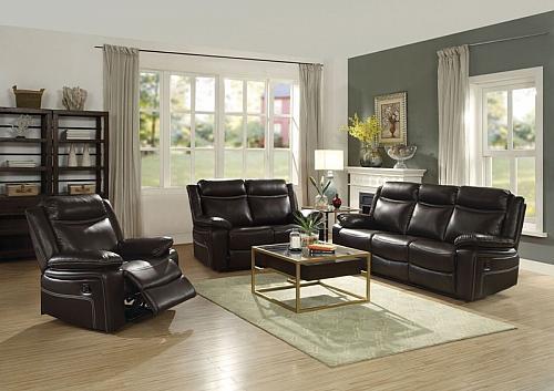 Corra Reclining Living Room Set