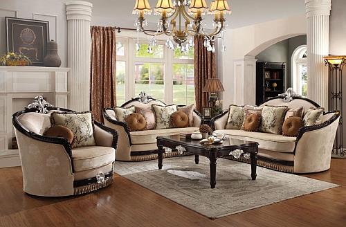 Ernestine Formal Living Room Set