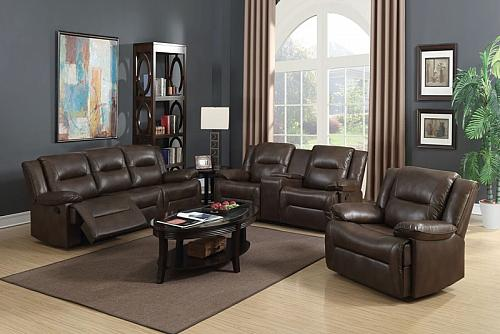 Romulus Reclining Living Room Set
