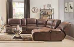 Hibiscus Reclining Sectional Sofa