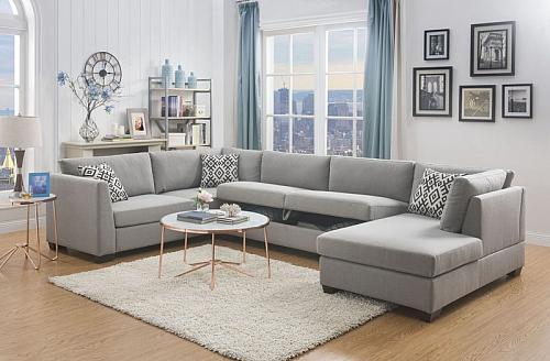 Cyclamen Sectional Sofa