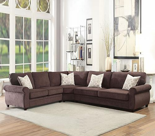 Randolph Sectional Sofa with Sleeper