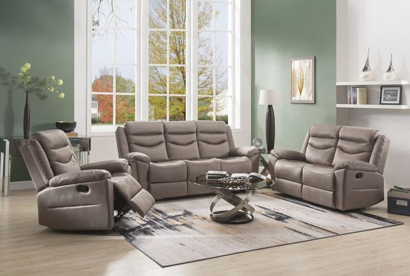 Fiacre Reclining Living Room Set