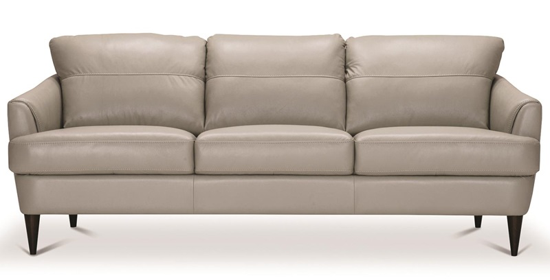 Surprising 54575 Helena Gray Leather Sofa Set Acme Free Delivery Cjindustries Chair Design For Home Cjindustriesco