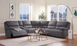 Neelix Reclining Sectional