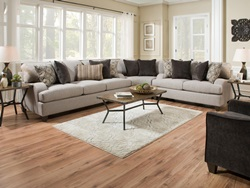 Cantia Sectional Sofa