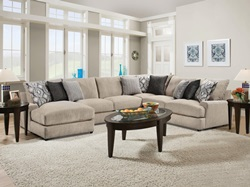 Vassenia Large Sectional Sofa
