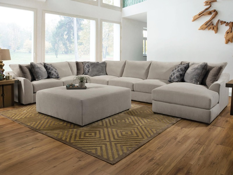 5584 Petilla Large Sectional | Acme | Free Delivery