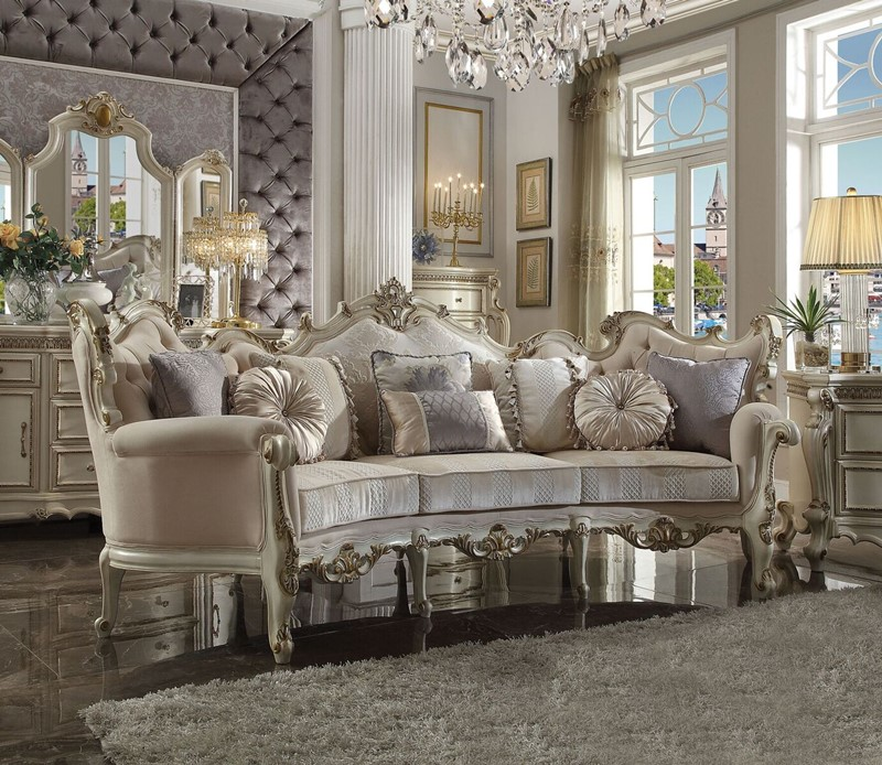 Picardy Formal Living Room Set