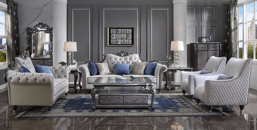 House Delphine Formal Living Room Set