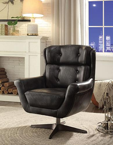 Asotin Swivel Accent Chair