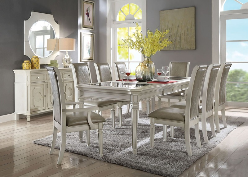 Florissa Formal Dining Room Set