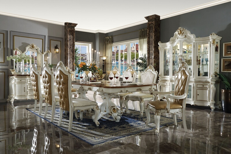 Picardy Formal Dining Room Set