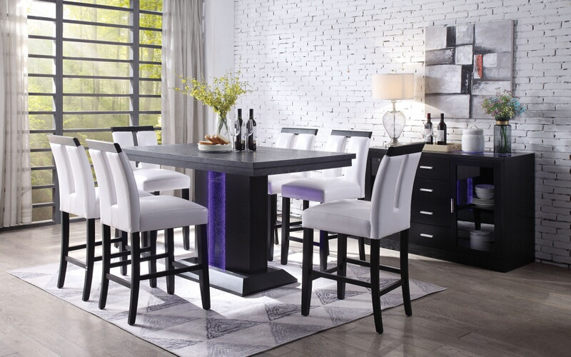 Bernice Counter Height Dining Room Set