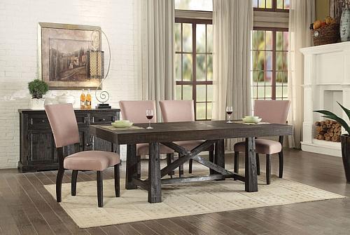Eliana Long Dining Room Set