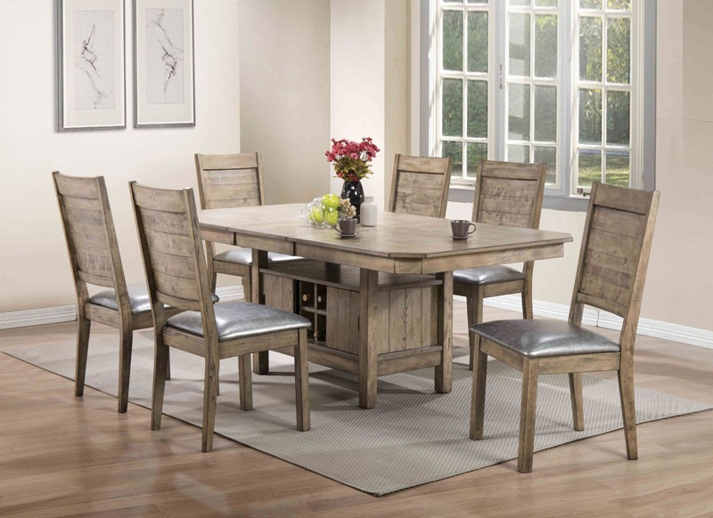 Ramona Dining Room Set With Storage Table