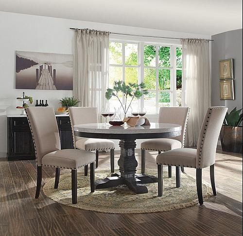 Nolan Dining Room Set with Round Table