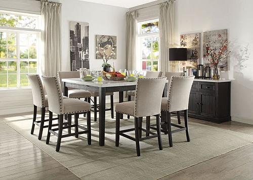 Nolan Counter Height Dining Room Set