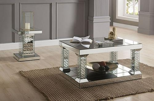 Nysa Coffee Table Set with Rectangular Top