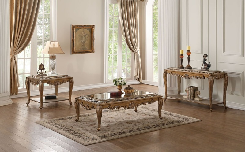 Orianne Coffee Table Set