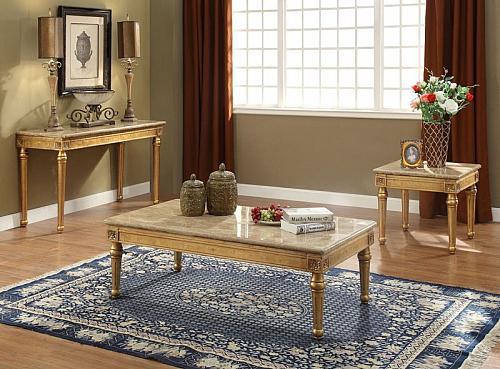 Daesha Coffee Table Set