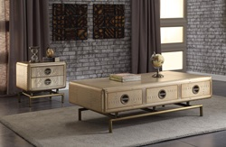 Jennavieve Coffee Table Set