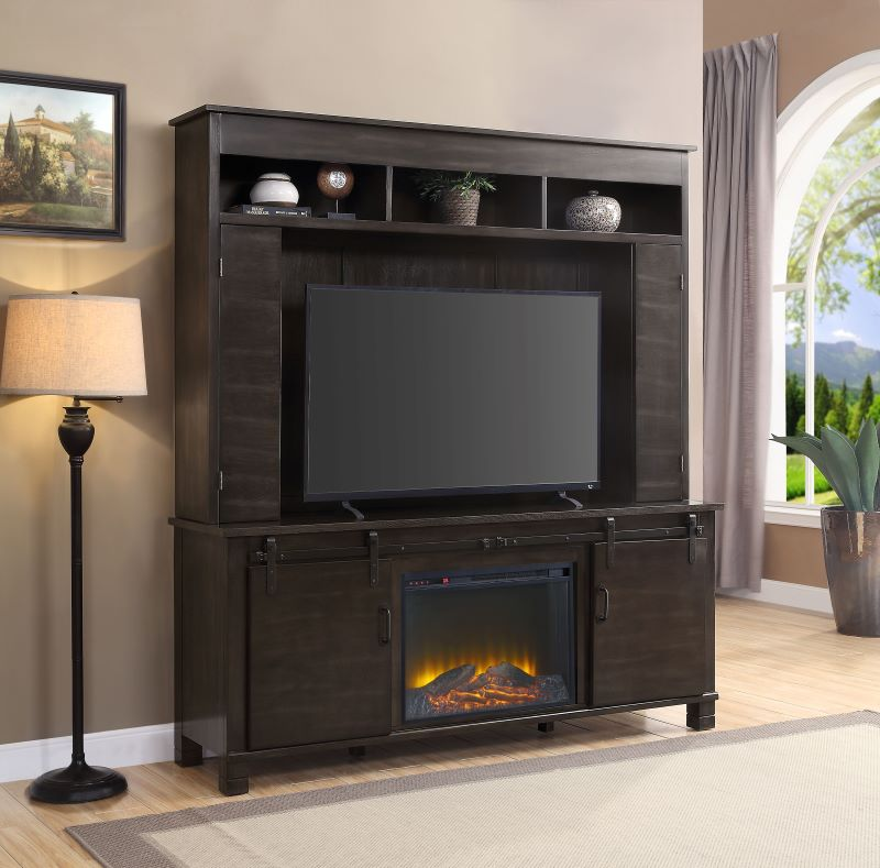 Apison Entertainment Center with Fireplace