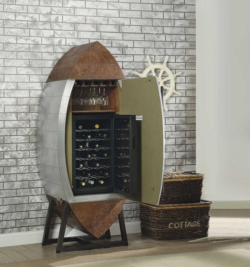 Brancaster Wine Cabinet