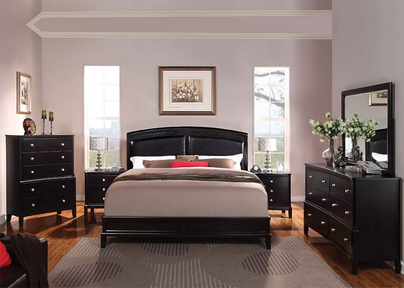 Abram Bedroom Set