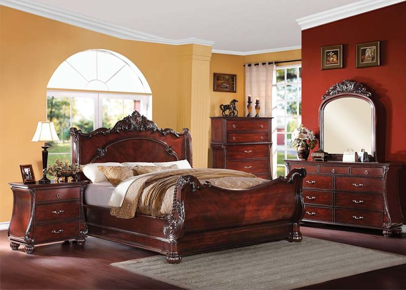 Attrayant Abramson Bedroom Set