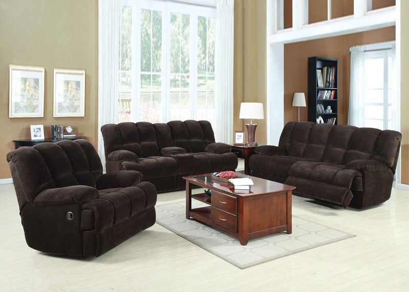 Dallas Designer Furniture | Ahearn Reclining Living Room Set