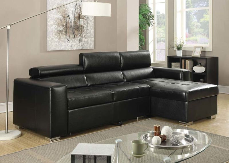 Aidan Sectional with Pull-Out Bed