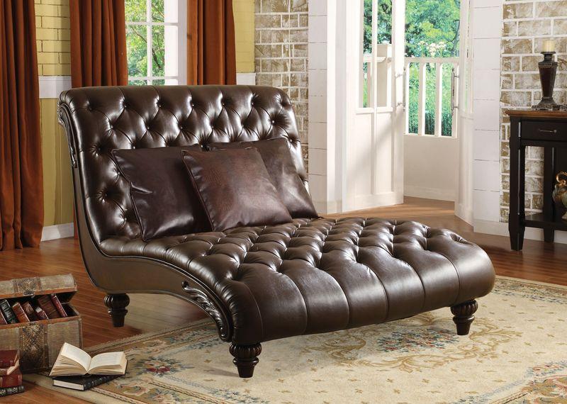 Anondale Formal Chaise