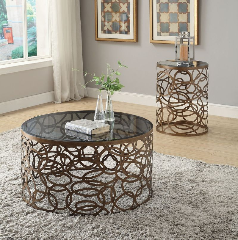 Anya Coffee Table Set