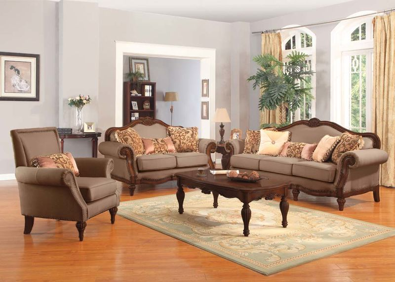 Archaise Formal Living Room Set