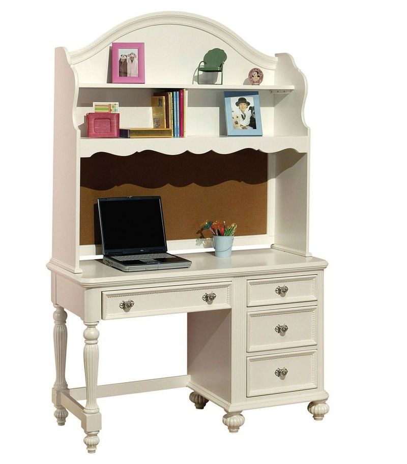 Athena Youth Bedroom Set with Padded Headboard