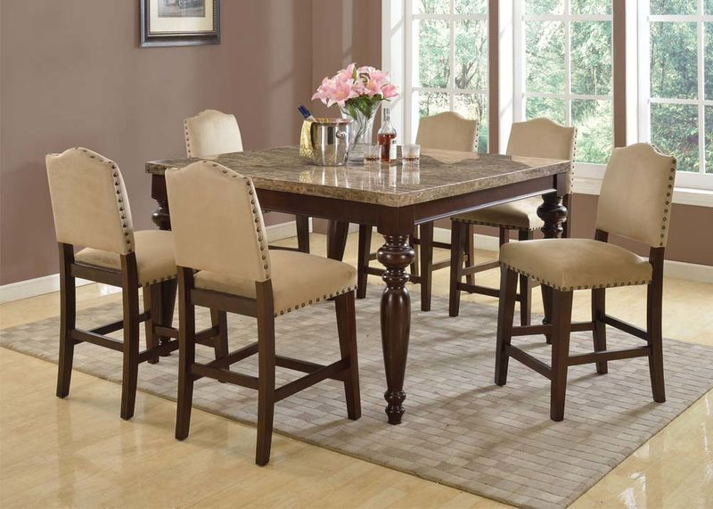 Bandele Counter Height Dining Room Set