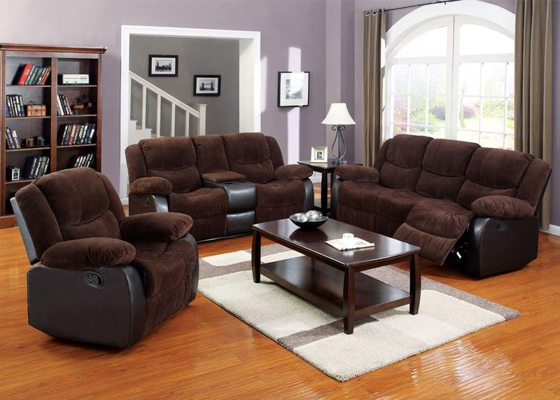 Bernal Reclining Living Room Set