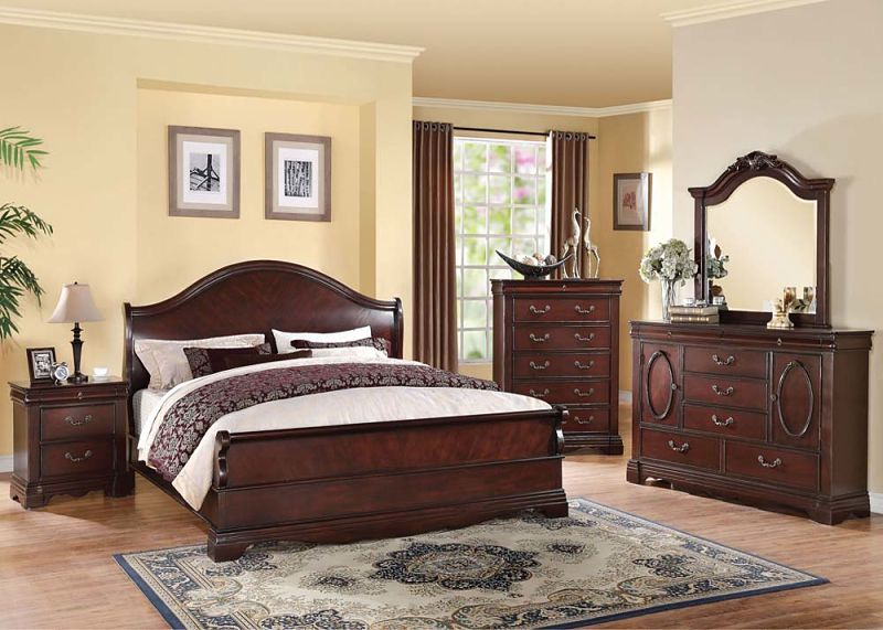 Beverly Bedroom Set
