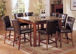 Bologna Counter Height Dining Room Set