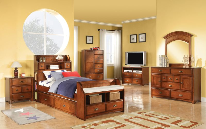 Brandon Youth Bedroom Set