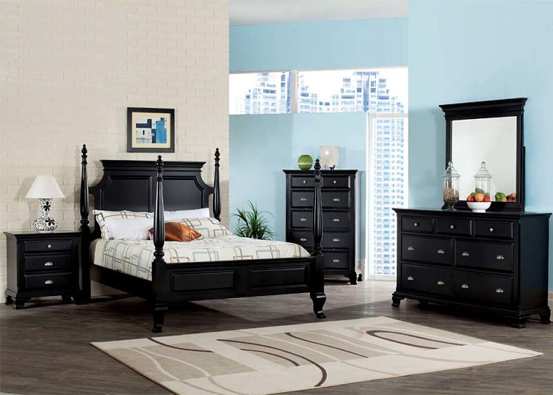 dallas designer furniture rolwing bedroom set with