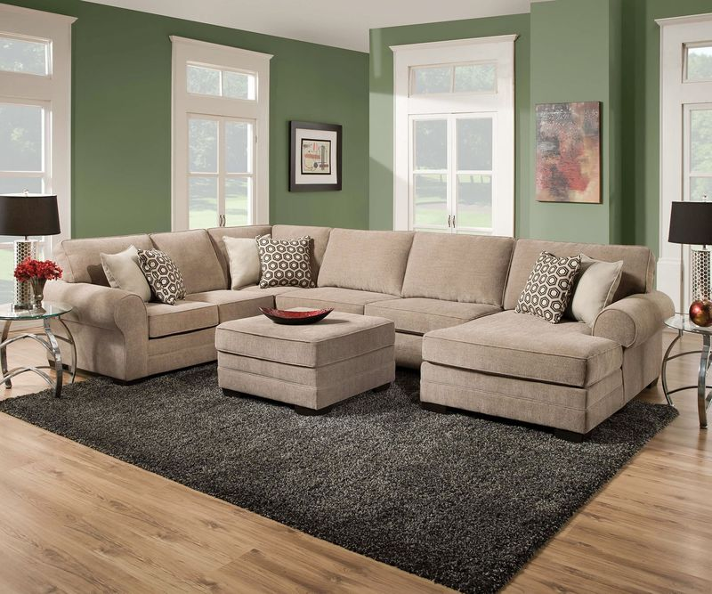 Cecelia Sectional Sofa