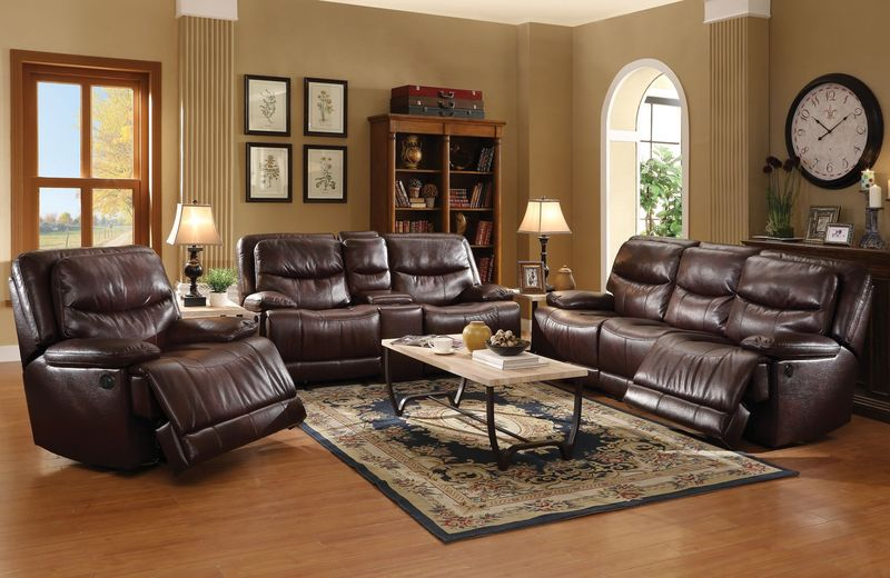 Cerviel Reclining Living Room Set