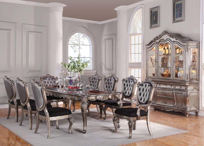 Dallas Designer Furniture | Chantelle Formal Dining Room Set