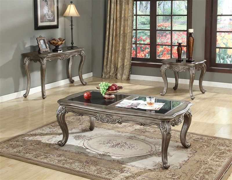 Chantelle Coffee Table Set