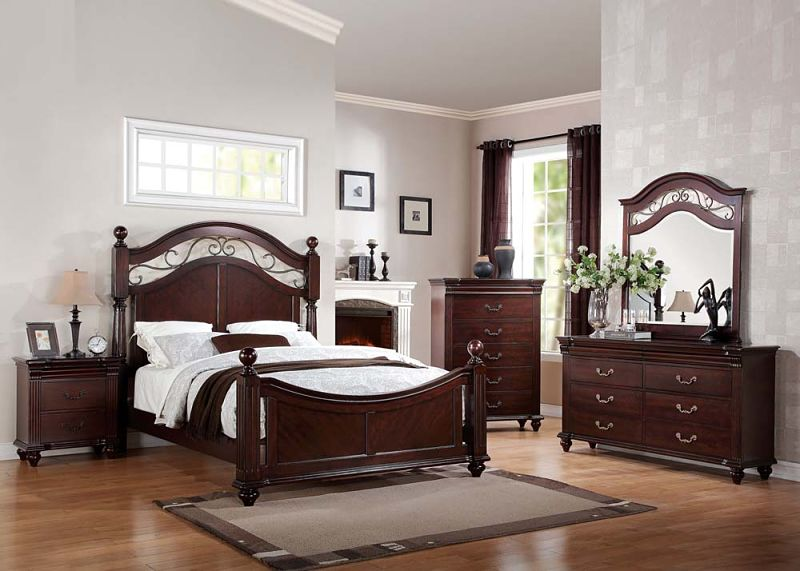 Cleveland Bedroom Set