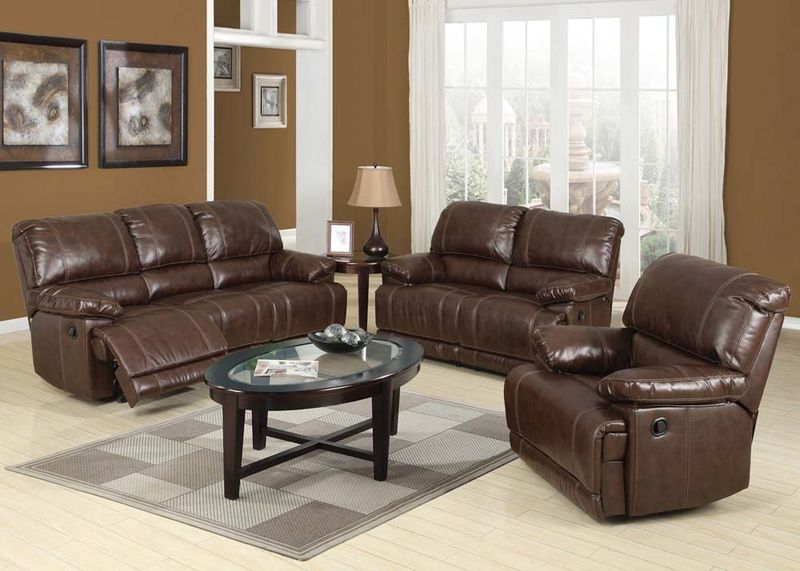 Daishiro Reclining Living Room Set