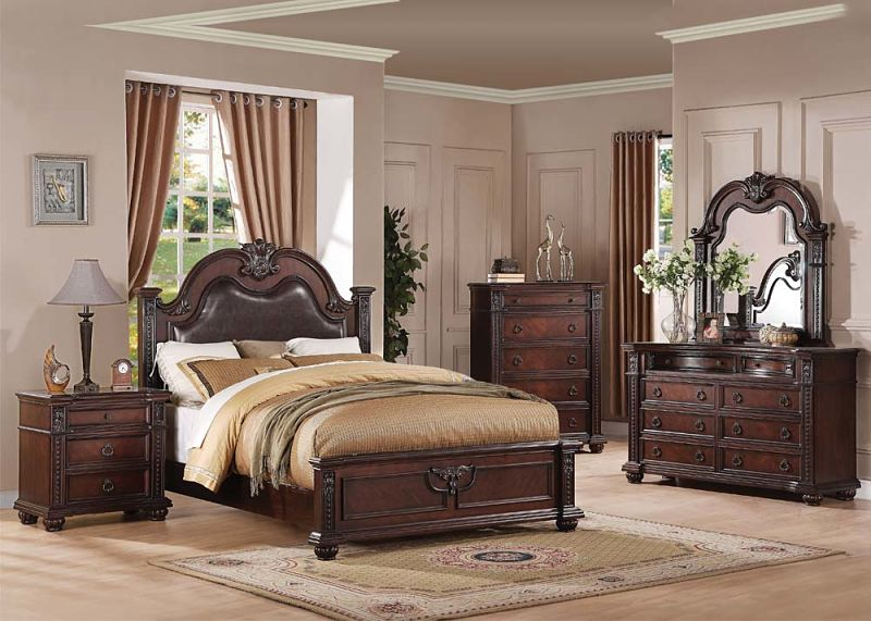 Daruka Bedroom Set
