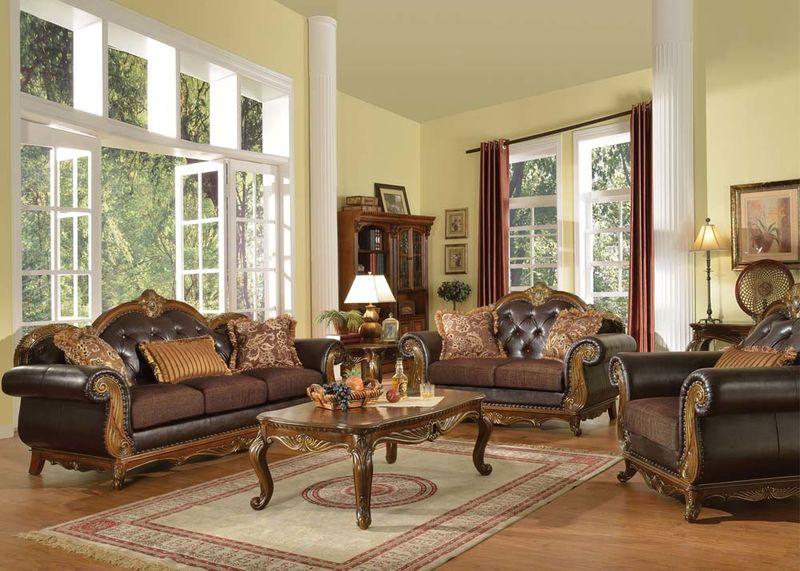 Dallas Designer Furniture | Dorothea Formal Living Room Set